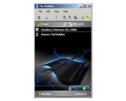 MyMobiler for Windows Mobile программа